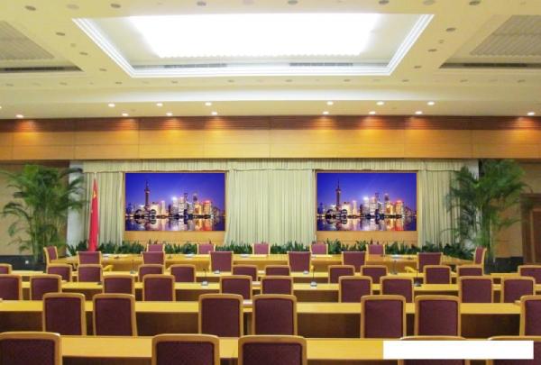 LED显示智能会议系统将成为应用新选择